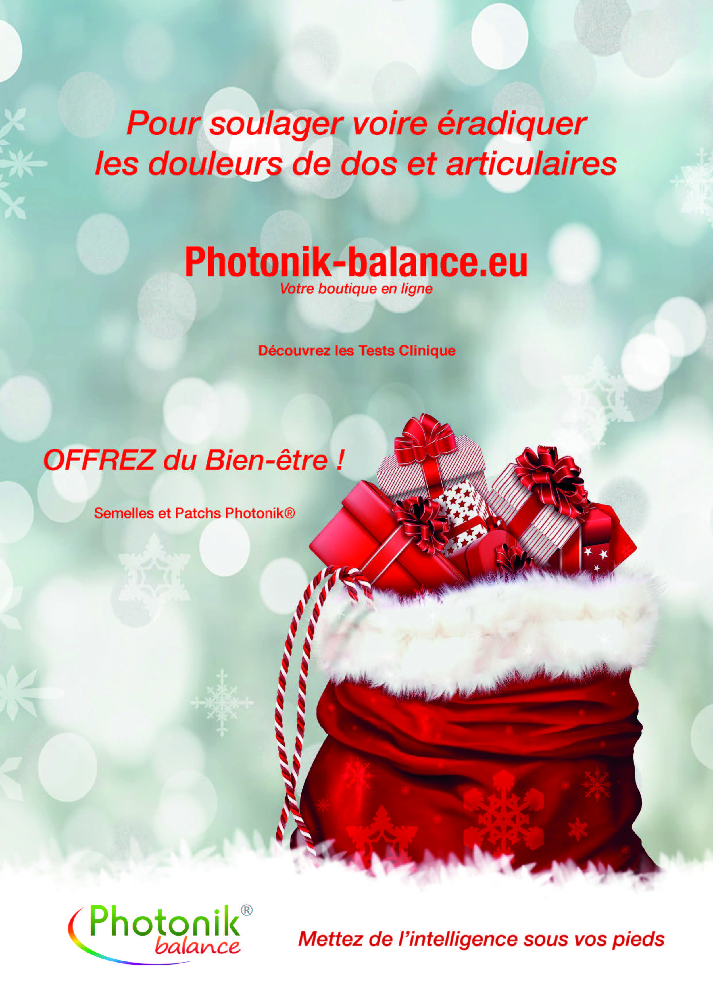 Noël 2018 Photonik®